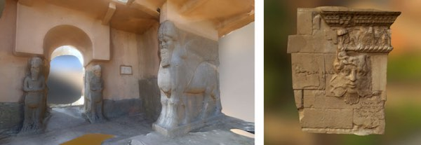 Mosul museum recreated with 3D photogrammetry